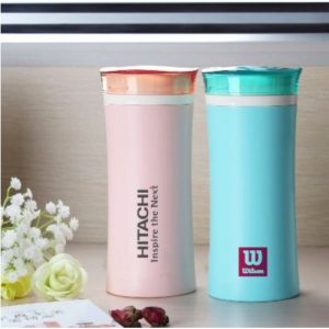 GT014 PP Dual Layer Insulated Vacuum Mug