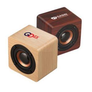 wood speaker