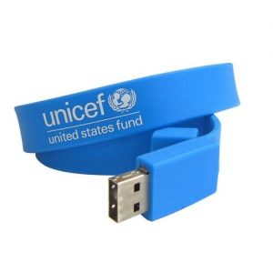 E001 wristband USB Drive