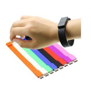 wristband flash drive